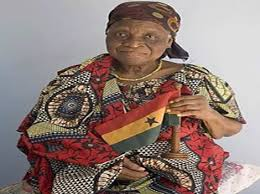 "Today in History, exactly 98 years ago, on 13th June, 1928, Madam Theodosia Salome Okoh Affectionately known as ""Dosia, Mama Maa"" or simply ""Maa,"" was Born. She was a Ghanaian stateswoman, sportswoman, teacher and artist who is best known for designing the Ghana national flag in 1957. She also played a leading role in the development of hockey in Ghana."