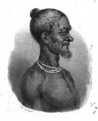 The leader of the Ahanta tribe in the Western Region and a Ghanaian king Badu Bonsu II was executed in 1838 and the head cut offby the Dutch.