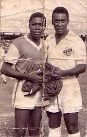 On the 6th February 1969, Accra Hearts of Oak were held to a 2-2 drawn game by a Pele-led Santos FC of Brazil in an international friendly at the Accra Sports Stadium.