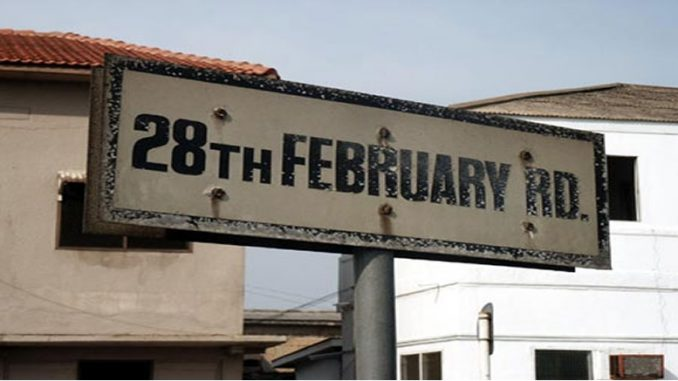 Today in History, exactly 72 years ago, on 28th February 1948, the Gold Coast was rocked by riots following the killing of three Ghanaian WW2 veterans known as the 1948 riots.