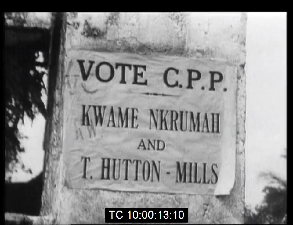 Today in history, exactly 69 years ago, The First Legislative Assembly Elections were held the Gold Coast (Now Ghana) on February 8, 1951