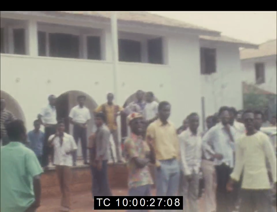 """Today in History, exactly 46 years ago, the Military Government of Ghana - the National Redemption Council closed down the country's three universities on Feb 11, 1974 after what was described as """"unruly demonstrations"""" by students"""