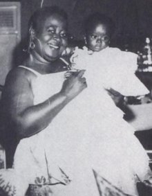 Hannah Kudjoe, Ghana's leading woman nationalist in the struggle for independence from British colonial rule in the 1940s and 1950s UGCC