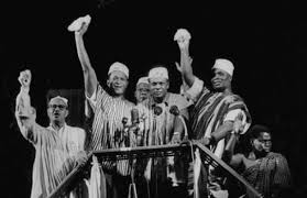 Today in History, exactly 63 years ago, on 6th March 1957. Ghana gained independence from their colonial masters. Happy Independence Day to Ghana.