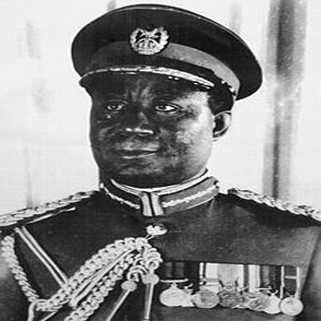 Today in History, exactly 51 years ago, on April 2, 1969, Lt.-Gen Joseph A. Ankrah resigned as head of state after having admitted that he had received money for political purposes from a private company.
