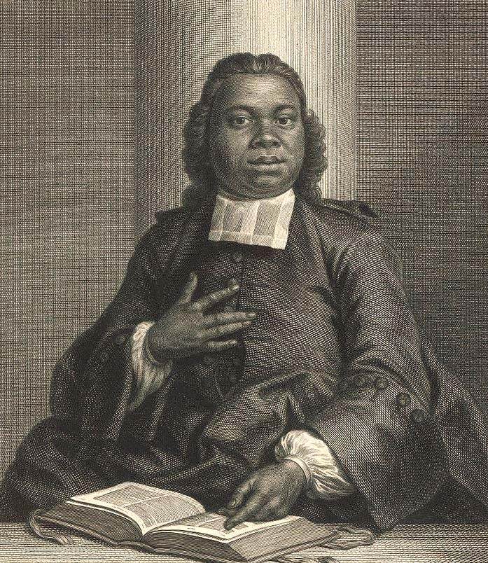 Jacobus Capitein was a Dutch Christian minister of Ghanaian birth who was one of the first known sub-Saharan Africans to study at a European university