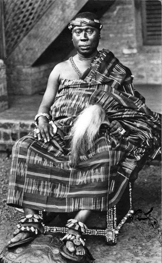 Today in History, exactly 89 years ago, On May 12, 1931 Asantehene Otumfuo Nana Prempeh I (Kwaku Dua III) died in Kumasi, Gold Coast.