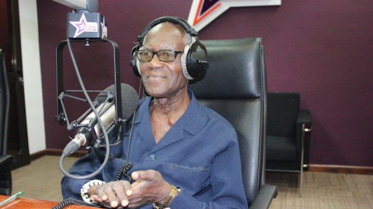 Joachim Awuley Lartey aka ' Over To You Joe Lartey ', is a renowned Ghanaian football commentator and journalist who worked with the Ghana Broadcasting Corporation (GBC) from 1961 to 1973, and 1990, and with the Federal Radio Corporation of Nigeria between1978 and 1990.