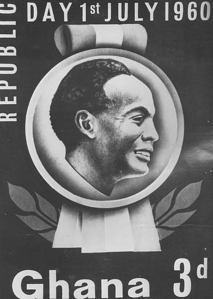 Today in History, exactly 60 years ago, on 1 July 1960, Kwame Nkrumah became Ghana's first president and Ghana officially became a Republic.