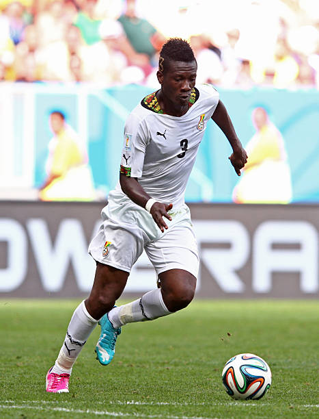 on 26 June 2014, Ghana's Asamoah Gyan became Africa's all-time leading scorer in World Cup history when he equalised in Ghana's 2-1 defeat to Portugal.