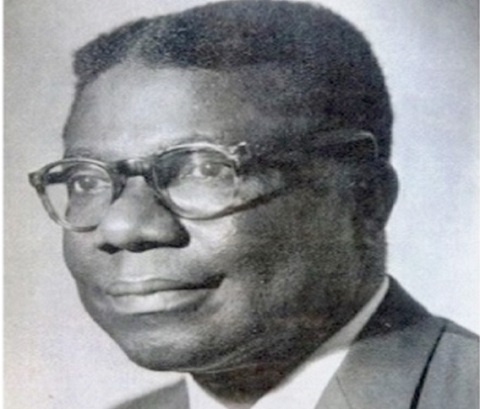 Oku Ampofo, renowned physician and pioneer pan-Africanist and traditionalist sculptor whose sculptor sits in the Africa room of the Kennedy center in Washington. He is the founder of the Centre for Scientific Research into Plant Medicine in Mampong-Akwapim.
